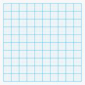 Inverse blueprint background. — Stock Vector