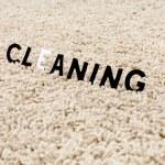 Clean carpet — Stock Photo #67845489