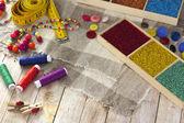 刺繍 — ストック写真