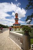 Çene geleneksel tarzı Kulesi — Stok fotoğraf