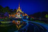 Beautiful Buddhist Church — Stock Photo