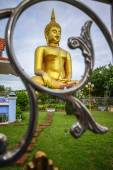 Big buddha bild — Stockfoto
