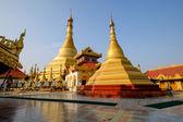 Kyaik Tan Lan pagode — Fotografia Stock