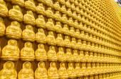 Buddha Wall-02 — Stock Photo