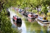 Little Venice, London — Stock Photo