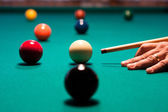 Snooker — Stock Photo