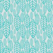 Vector leaf seamless pattern — Stock Vector