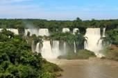 Iguassu Falls, Brazil — Stock Photo