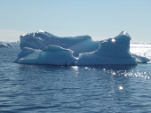 Iceberg - Ilulissat - Greenland — Stock Photo