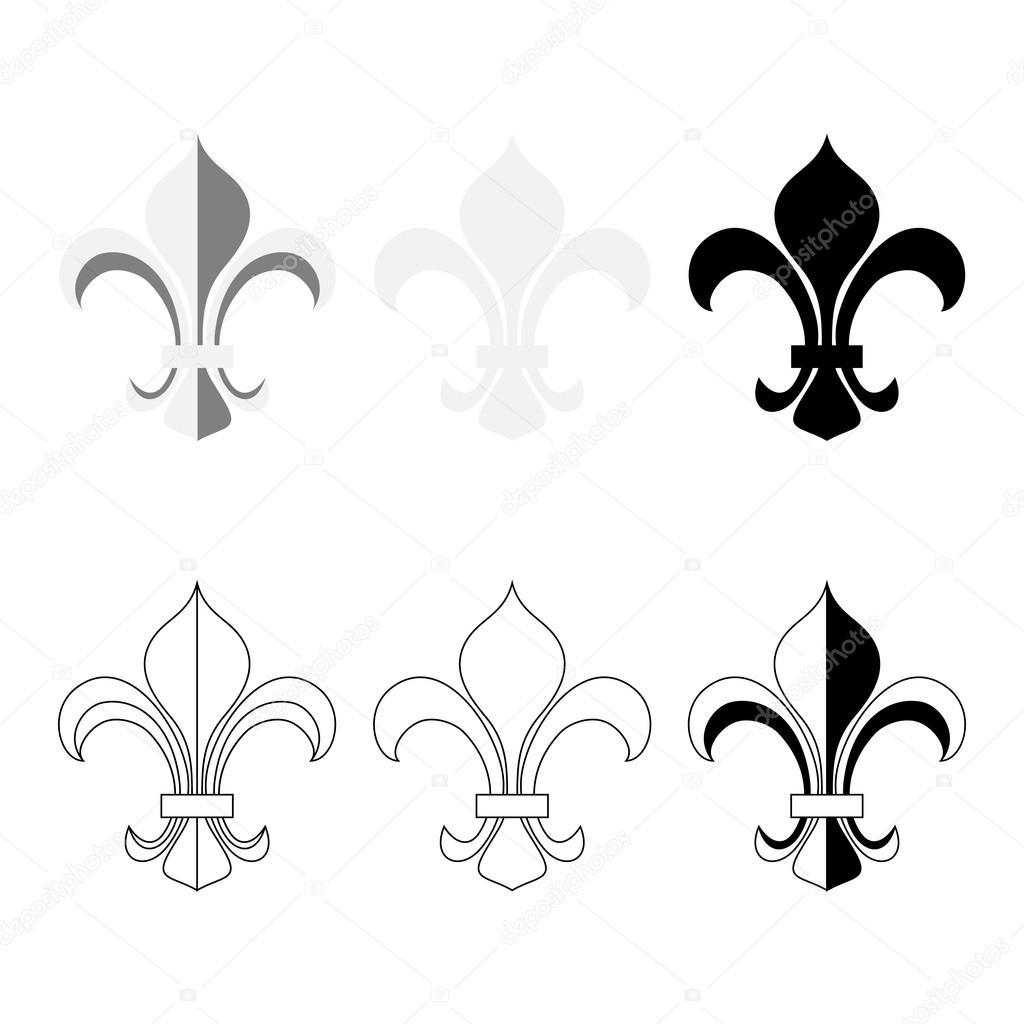 images of fleur de lis symbol Saints Fleur De Lis Clip Art Fancy Fleur De Lis Clip Art