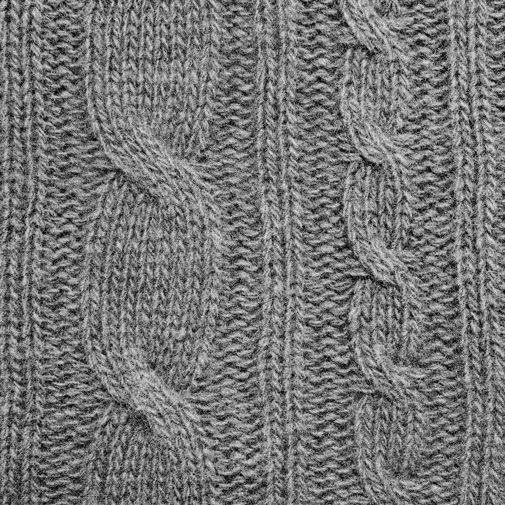 Knitting Background Texture : Wool knit fabric texture — stock photo josemagon