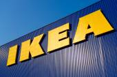 IKEA sign — Stock Photo