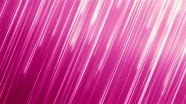 Abstract motion background with pink stripes. — Stock Video