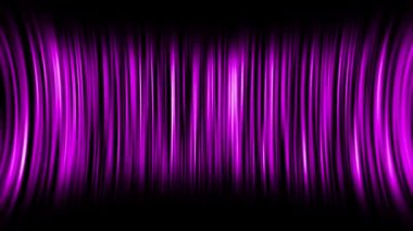 Abstract motion background with purple stripes. — Stock Video