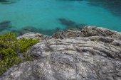Piedra de la isla — Foto de Stock