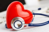 Healthy heart concept — Stock Photo
