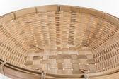 Empty thailand style basket — Stock Photo