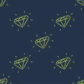 Shine Bright Pattern — Stock Photo