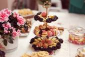 Délicieux petits gâteaux — Photo