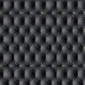 Swollen black pattern — Stock Vector
