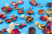 Dried flower decoration — Stockfoto