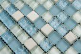 Texture mosaic — Stock Photo