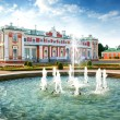 Kadriorg palace built by Russian Czar Peter the Great — Stock Photo #69719549