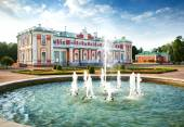 Kadriorg palace built by Russian Czar Peter the Great — Stock Photo