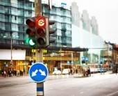 Traffic lights — Stockfoto