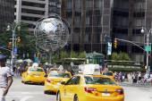 Ingorgo stradale a New York — Foto Stock
