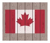 Canada flag — Stock Vector