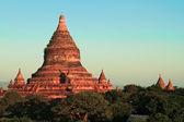 Bagan ancient pagodas in Myanmar. — Stock Photo
