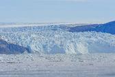 Eqip Sermia glacier — Stock Photo