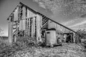 Abandoned Barn — Stock Photo
