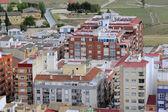 Cityscape, Villena, Valencian Community, Spain — Stock Photo
