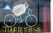 Tour de Yorkshire 2015 — Stock Photo