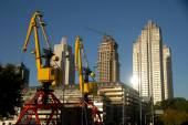 Puerto Madero, Buenos Aires — Stock Photo