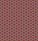 程式化的矢量纹理。无缝的向量。重复几何 ti — 图库矢量图片