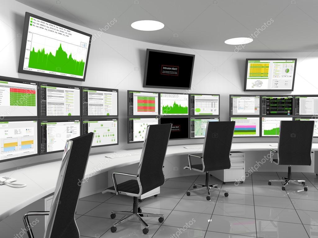 Security Operations Center Stock Photo 169 Tonsnoei 77351350