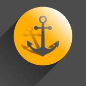 Anchor. — Stock Vector