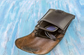 Folding Sunglasses — Stock Photo