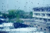 Rains season — Stock Photo