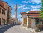 Turkey typical street — Stock Photo