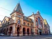 Prague center nice building — Stock Photo