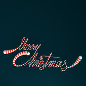 Merry Christmas quotes — Stock Photo