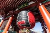 Fener Asakusa Tapınağı'nda — Stok fotoğraf