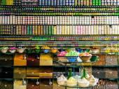 Spice shop in Marrakech — Stock Photo