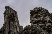 Dorset ruins no1 — Stock Photo