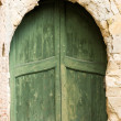 Door of the basement — Stock Photo #70222283