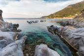 Views among the rocks — Stockfoto
